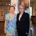 Princess Elettra Marconi Visits TCNJ's Sarnoff Collection