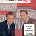 Public Talk: Operation Ballot: Electronics and Elections